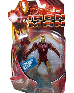 HASBRO 映画版 IRON MAN SERIES 1 IRON MAN MARK III
